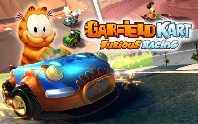 تحميل لعبة Garfield Kart Furious Racing مجانا للكمبيوتر