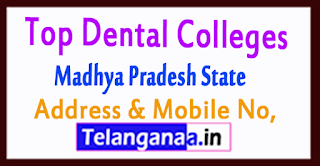 Top Dental Colleges in Madhya Pradesh