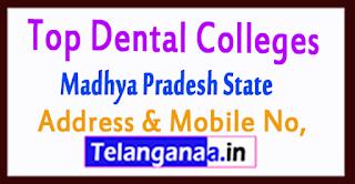 Top Dental Colleges in Madhya Pradesh