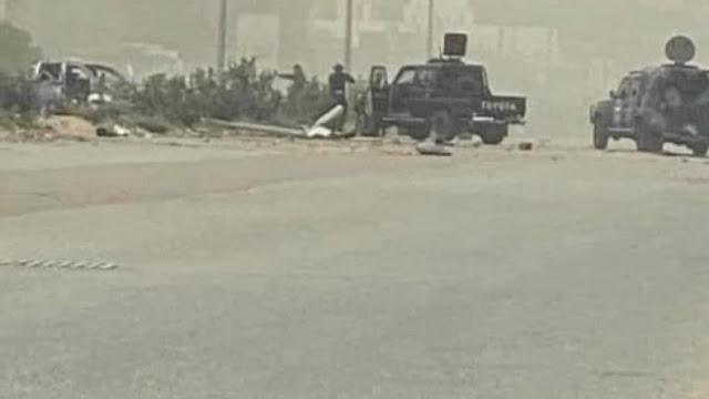 اشتباكات في طرابلس ومحاولة اغتيال وزير داخلية الوفاق