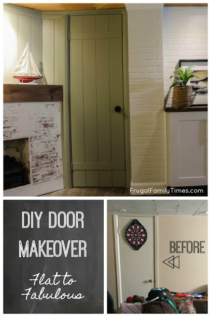 hollow core door makeover