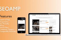 Seo Amp - Seo Blogger Template