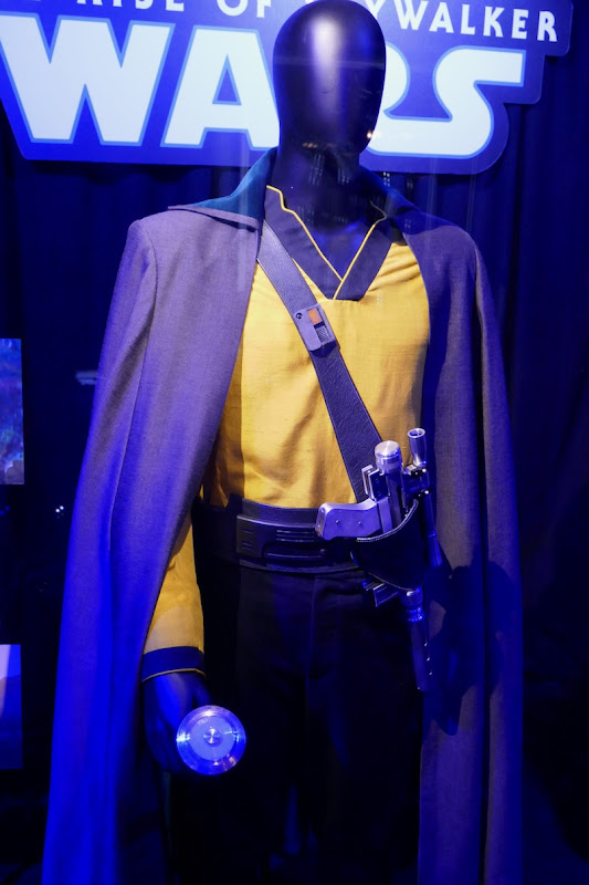 Lando Calrissian costume Star Wars Rise of Skywalker