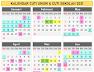 Kalendar Cuti Umum Dan Cuti Sekolah 2021