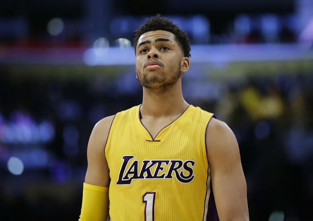 Le jeune meneur et les Lakers vont encore vivre une saison NBA difficile