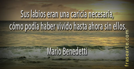 Postales de amor Mario Benedetti