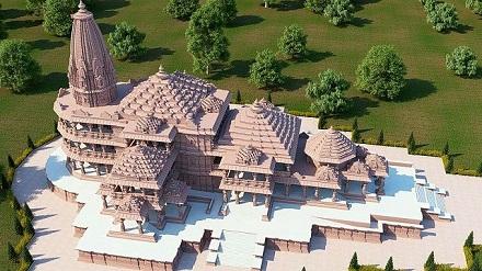 Bhagwan Ram ke lie Sajii Ayodhya