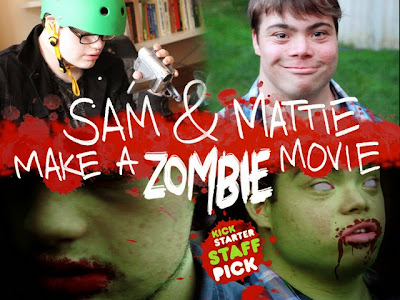 Sam & Mattie's Teen Zombie Movie