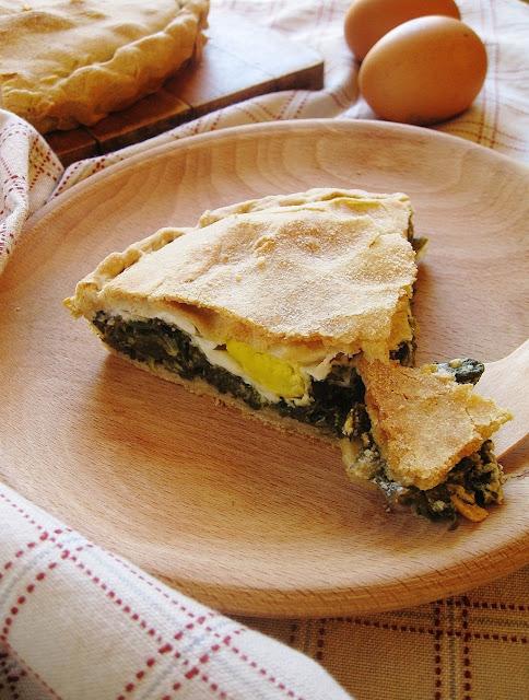 Liguria ricette: Torta Pasqualina