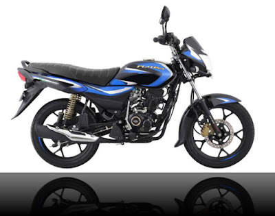 Bajaj launch platina H gear bike with disc brake option.