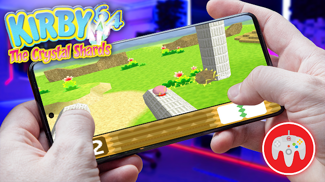 Kirby 64: The Crystal Shards Para Android