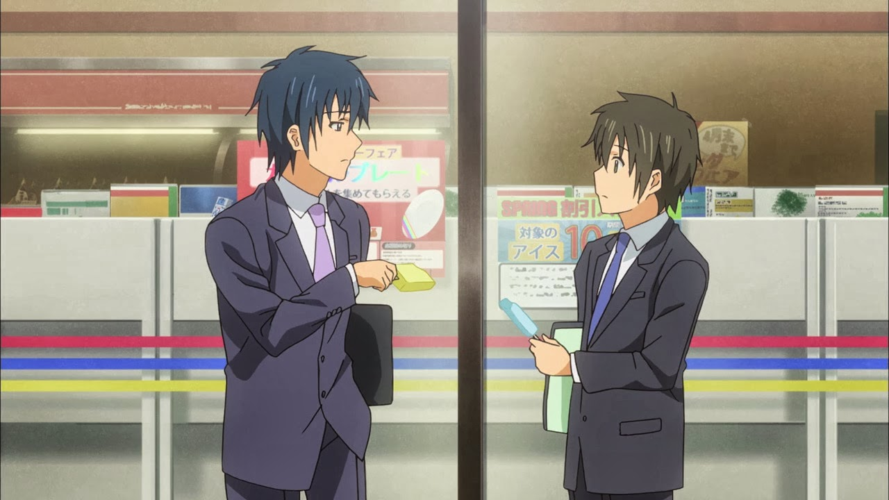 First Impressions - Golden Time - Lost in Anime