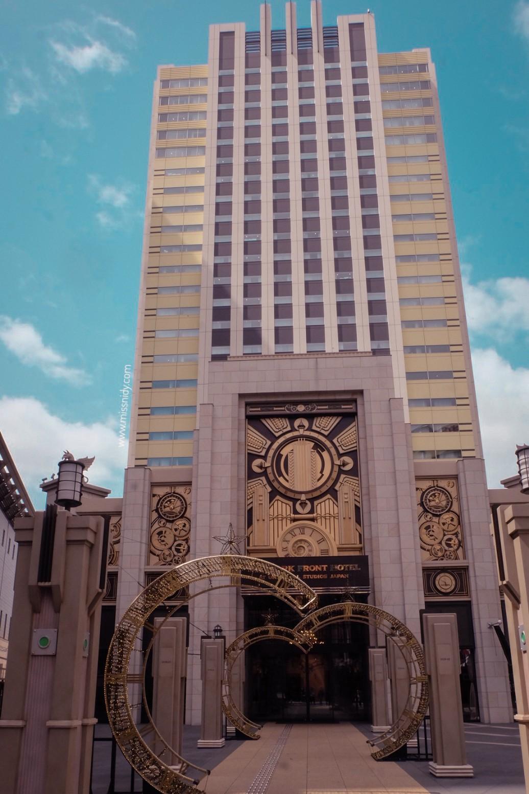HOTEL DI DEKAT UNIVERSAL STUDIO JAPAN