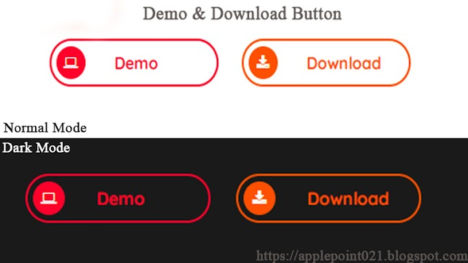 CSS Demo and Download Buttons Script