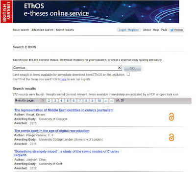 ethos uk dissertations