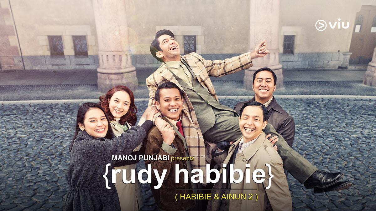 Rudy Habibie (2016) WEBDL