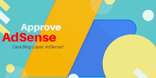 Blog untuk AdSense
