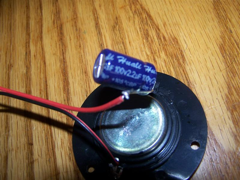how to hook up a car capacitor