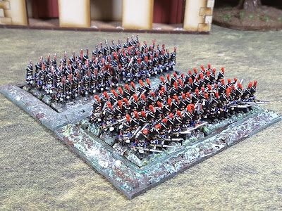 6mm Adler Napoleonics - The Lost Project