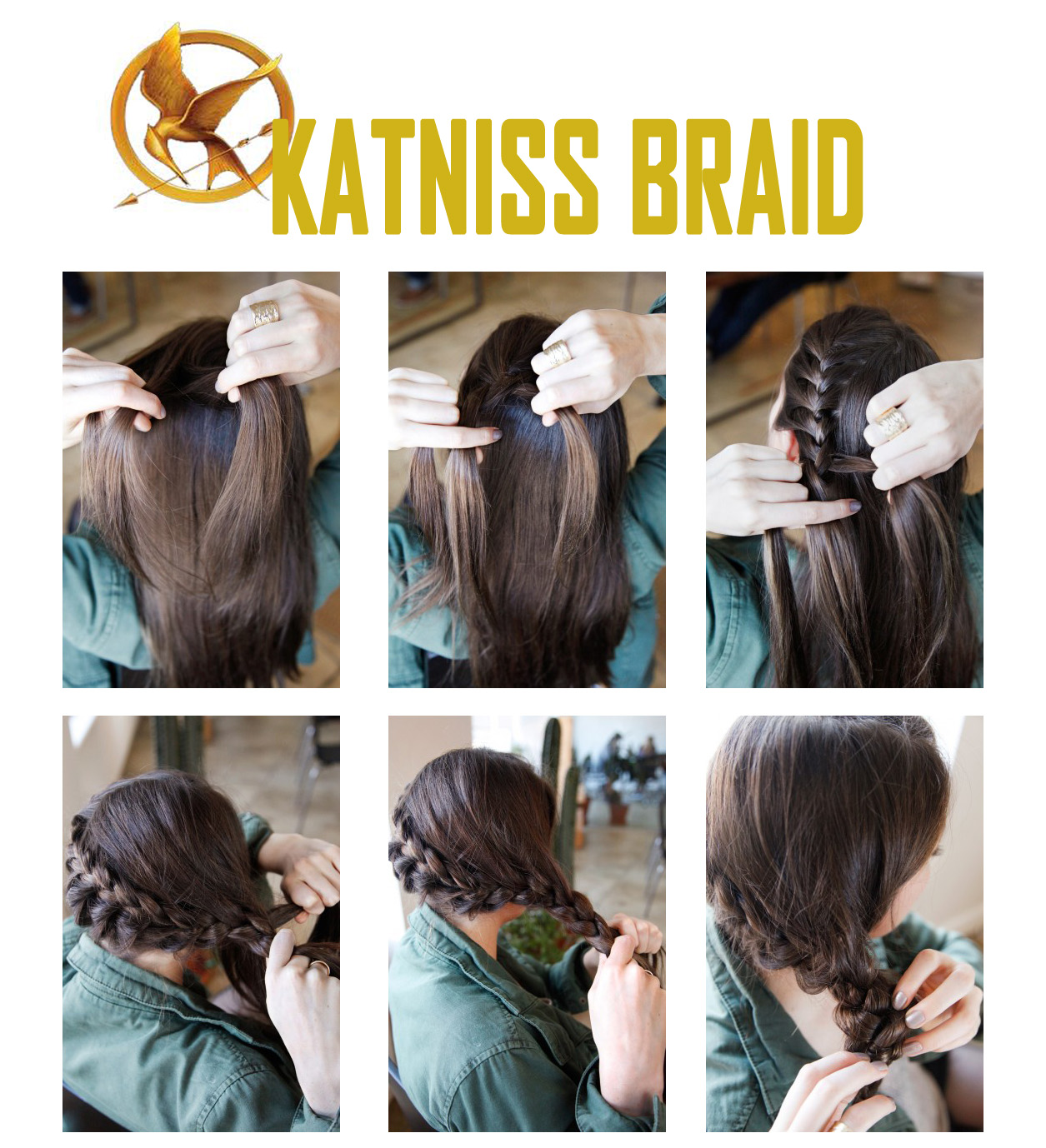 The Edge Salon: Are you hungry for the Katniss Braid?