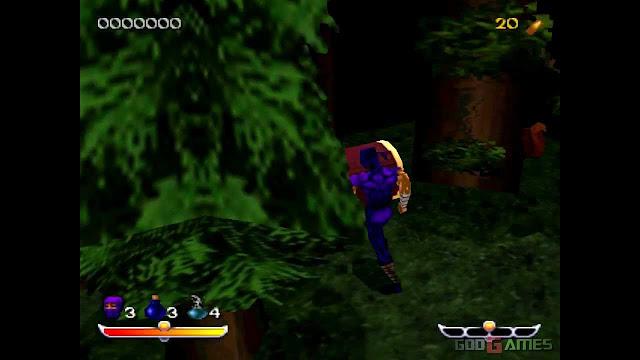 تحميل لعبة نينجا شادو أف داركنس Ninja Shadow of Darkness