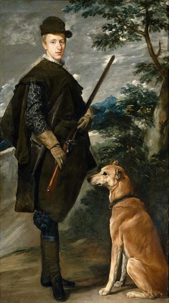 Диего Веласкес - Фердинанд Австрийский (ок.1633)