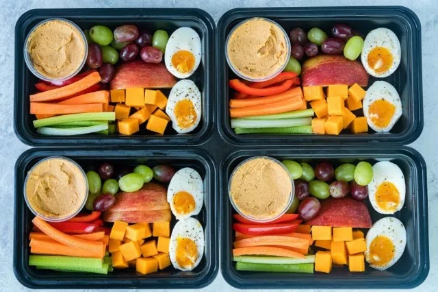 Build A Bento Box And We'll Reveal What You Should Be Focusing On In 2020
