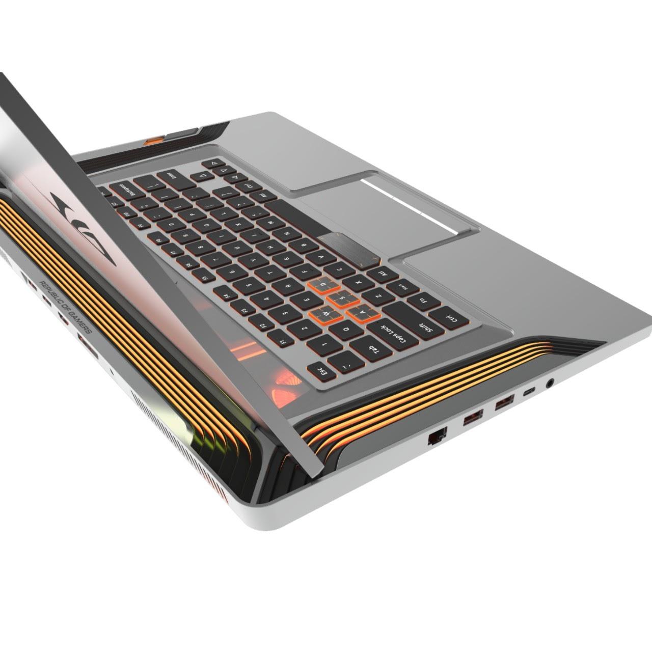 Seperti Apa Konsep Laptop Masa Depan Hasil Kolaborasi ASUS dan BMW Designworks Group?