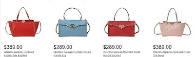 valentino rockstud purse 2020