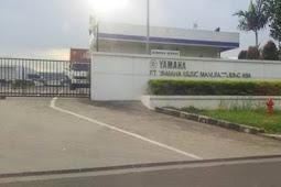 Lowongan kerja PT Yamaha Music Manufacturing
