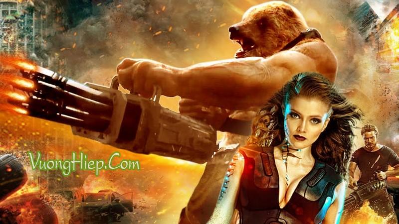 Giải cứu siêu chiến binh Marvel - Phim Hành Động Viễn Tưởng Hay Nhất