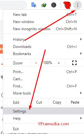 Cara Menggunakan Proxy di Chrome Windows 10