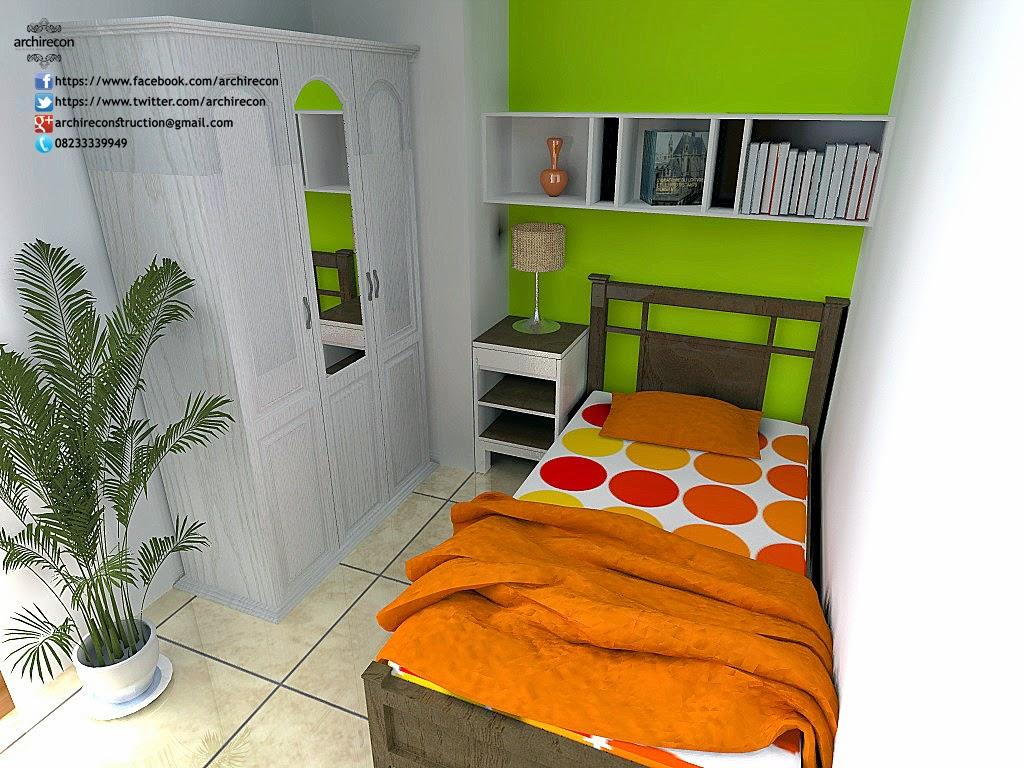 Ruang Tidur Anak Kos