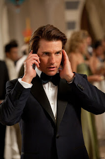 Tom Cruise Ethan Hunt Mission Impossible - Ghost Protocol