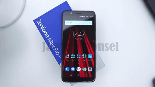 Review Spesifikasi Asus Zenfone Max Pro M1