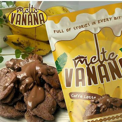 Melte Vanana Coffe Latte