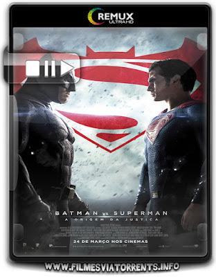 Batman vs Superman: A Origem da Justiça (Versão Estendida) Torrent – BluRay Full HD 720p | 1080p Dual Áudio 5.1 (2016)