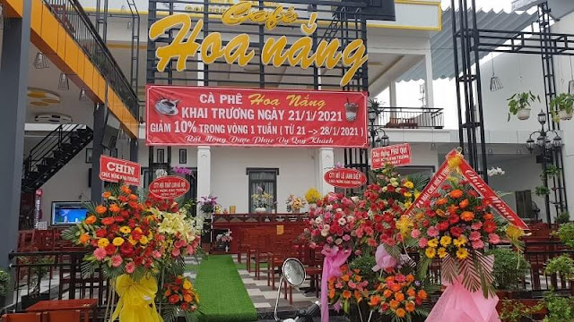 Cafe Hoa Nắng Sa Đéc