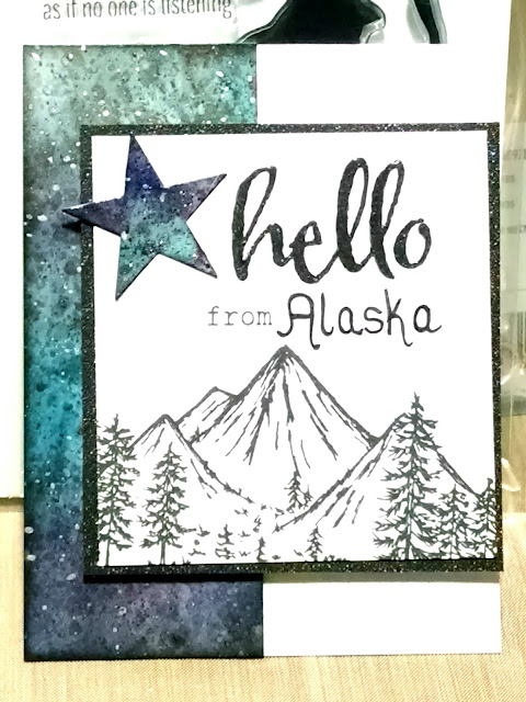October Giveaway Starts Today... Hello from Alaska!