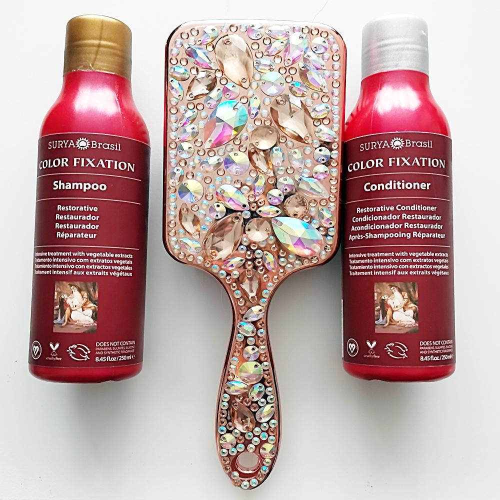 surya brasil, shampoo, conditioner,
