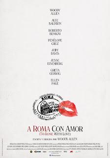 a roma con amor poster