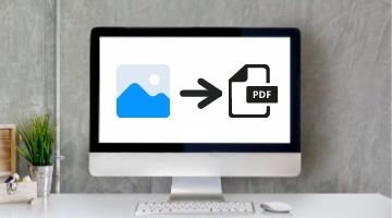 Trick to Convert Any Image to PDF on Windows 10 - Esarkariexam Info