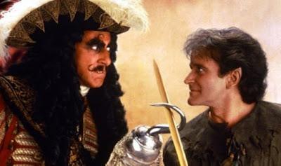 Dunia Sinema Hook Peter Pan dan Captain Hook