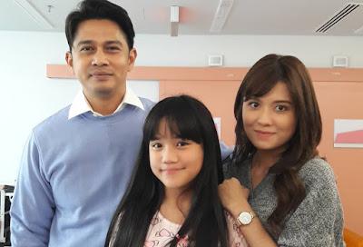 Sinopsis Drama Tolong Sempurnakan Cerita Mami Lakonan Fizz Fairuz & Isyariana