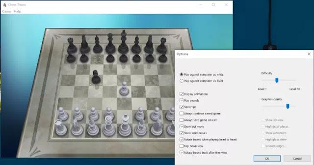 Cara Download dan Instal Game Catur Chess Titans di Windows 10-2