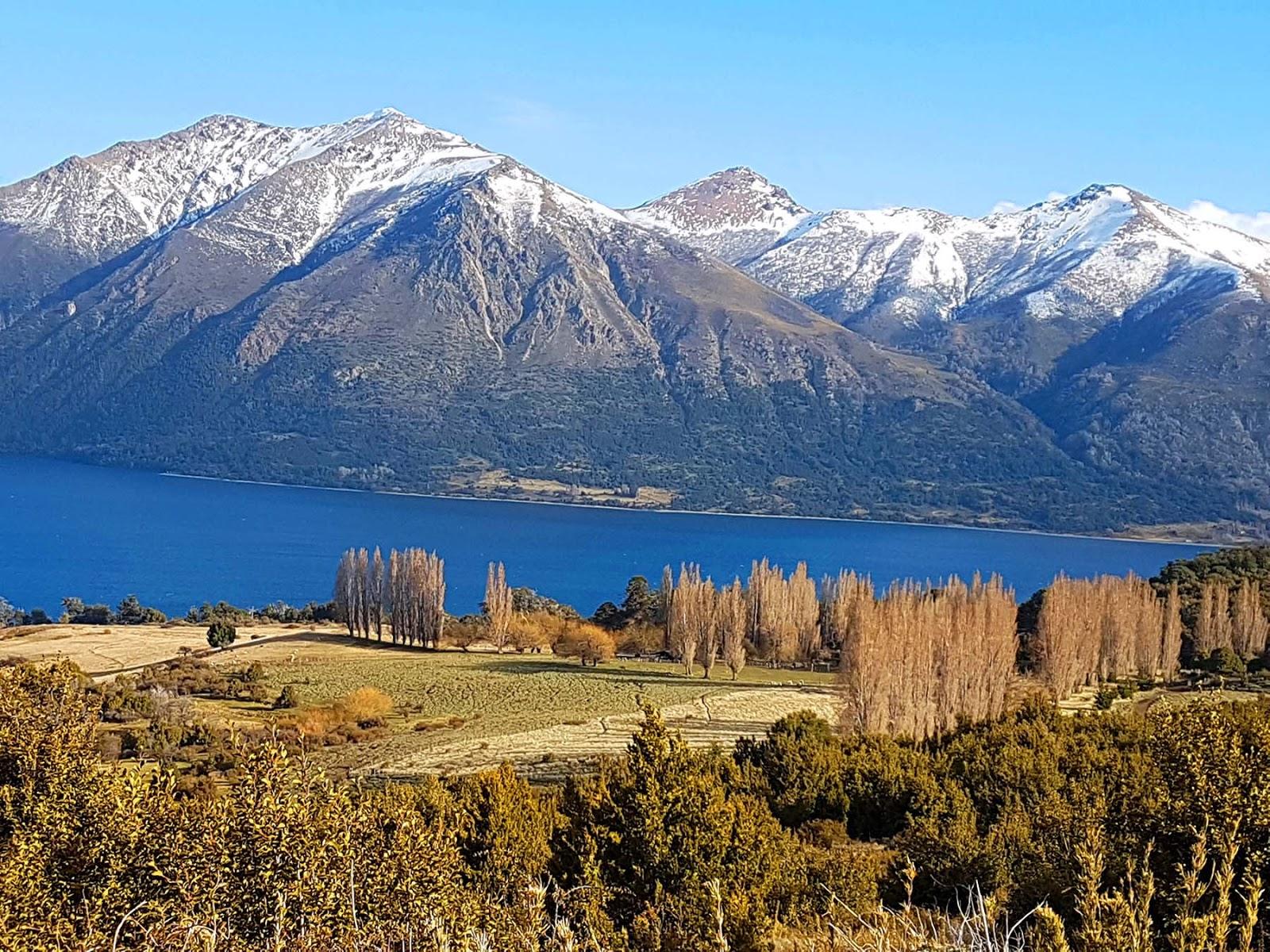 Lago Huechulafquen, Patagônia Argentina