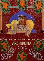 Semana Santa de Archidona 2016 - María Ortiz Nuevo