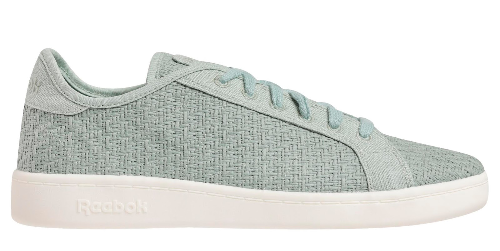 Modelo verde de zapatillas Reebok Cotton Corn