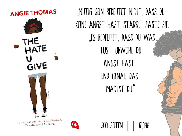REZENSION || THE HATE U GIVE ~ ANGIE THOMAS
