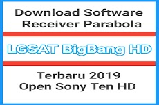 Download SW Receiver Parabola LGSat BigBang HD 2019